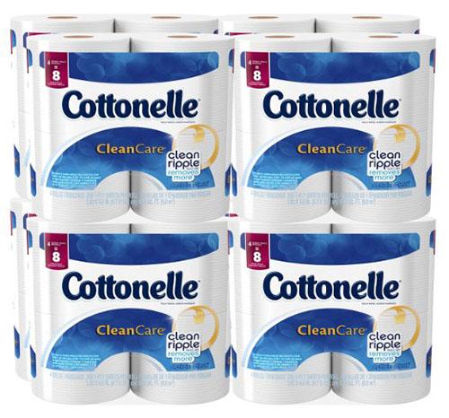 cottonelle-clean-care-toilet-paper-review