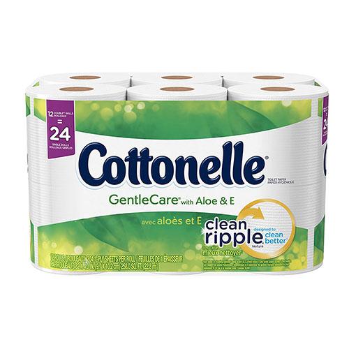 cottonelle-gentlecare-toilet-paper-review